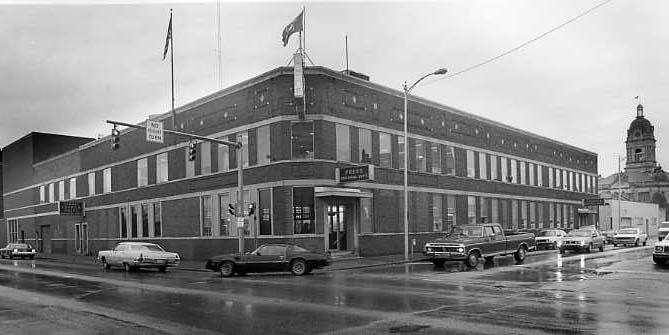 Historic Evansville