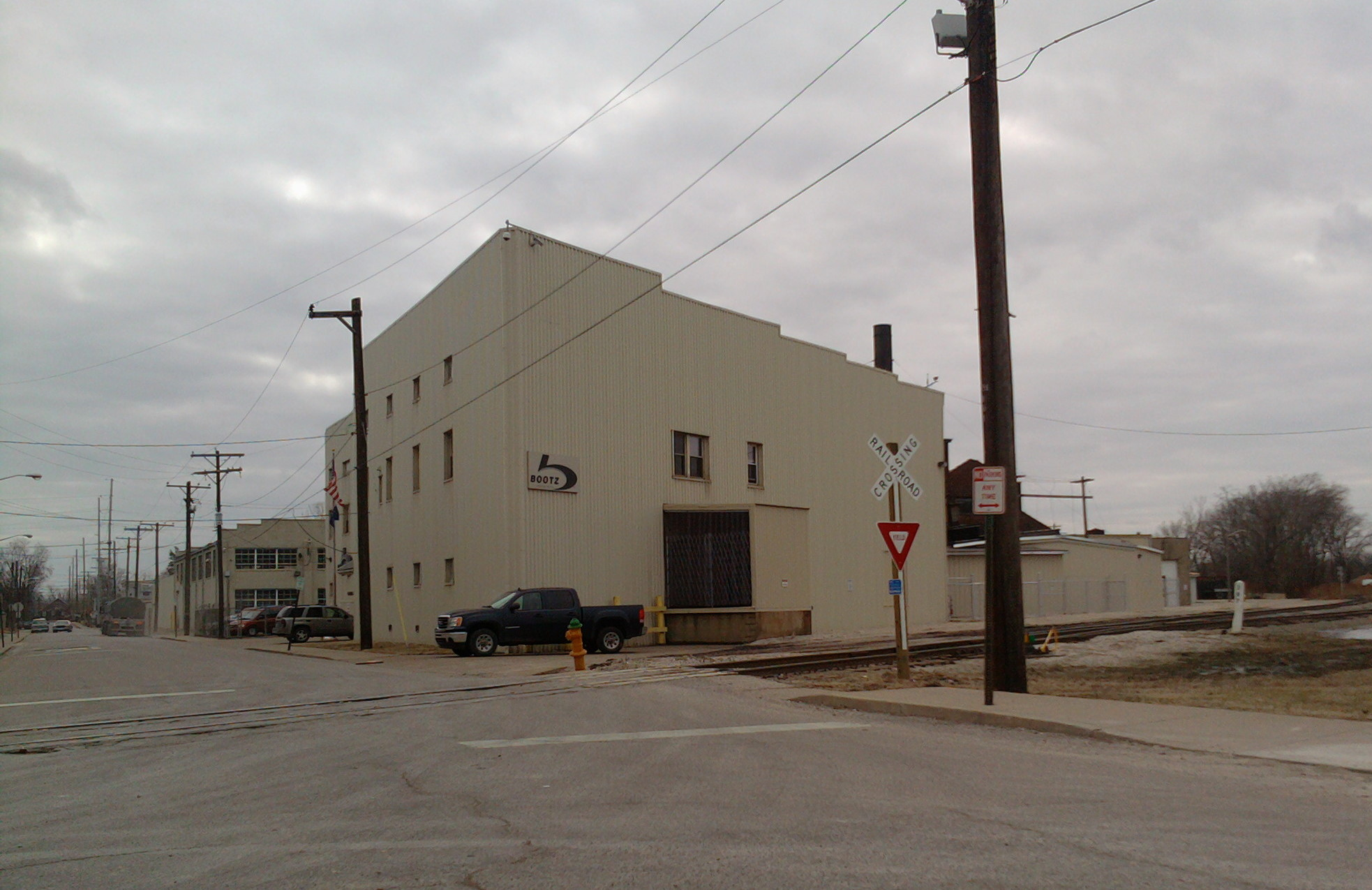 Crescent Stove Works